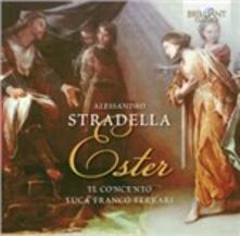 Ester - CD Audio di Alessandro Stradella,Luca Ferrari