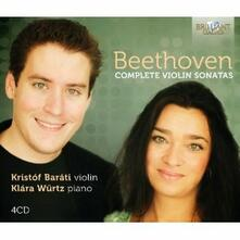 Sonate per violino - CD Audio di Ludwig van Beethoven