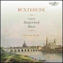 Integrale della musica per clavicembalo - CD Audio di Dietrich Buxtehude