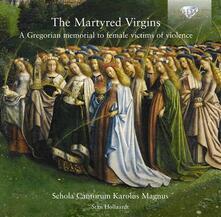 The Martyred Virgins - CD Audio