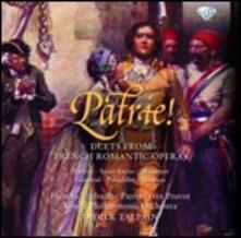 Patrie! Duetti dall'opera romantica francese - CD Audio