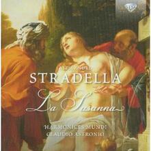 La Susanna - CD Audio di Alessandro Stradella
