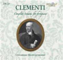 Integrale delle sonate per fortepiano - CD Audio di Muzio Clementi