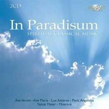 In Paradisum. Spiritual Classical Music - CD Audio
