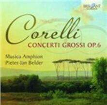 Concerti grossi op.6 - CD Audio di Arcangelo Corelli