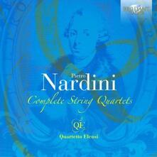 Quartetti per archi - CD Audio di Pietro Nardini