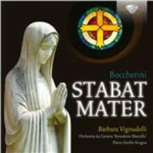 Stabat Mater - CD Audio di Luigi Boccherini