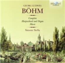 Opere per clavicembalo e organo - CD Audio di Georg Böhm