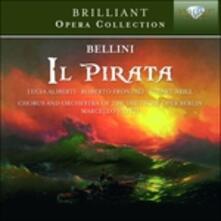 Il pirata - CD Audio di Vincenzo Bellini