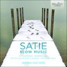 Slow Music - CD Audio di Erik Satie