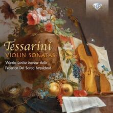 Sonate per violino - CD Audio di Carlo Tessarini
