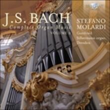 Opere per organo vol.2 - CD Audio di Johann Sebastian Bach,Stefano Molardi