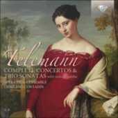 CD Concerti e Triosonate con Viola da Gamba Georg Philipp Telemann