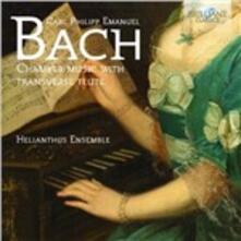 Integrale delle opere da camera con flauto - CD Audio di Carl Philipp Emanuel Bach