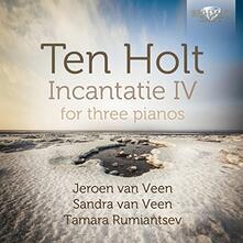 Incantatie IV - CD Audio di Simeon ten Holt