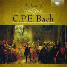 Il meglio di Carl Philipp Emanuel Bach - CD Audio di Carl Philipp Emanuel Bach,Hermann Max
