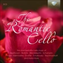 The Romantic Cello - CD Audio di Julius Berger
