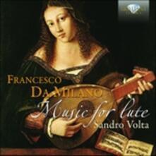 Opere per liuto - CD Audio di Francesco Da Milano