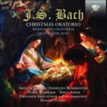 Oratorio di Natale (Weihnachts-Oratorium) - CD Audio di Johann Sebastian Bach