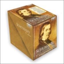 Sinfonie, musica da camera, musica corale, Lieder (Integrale) - CD Audio di Robert Schumann