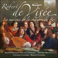 La Musique de la Chambre du Roy vol.3 - CD Audio di Robert de Visée
