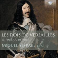 Les Rois de Versailles. Opere per liuto - CD Audio di Robert de Visée