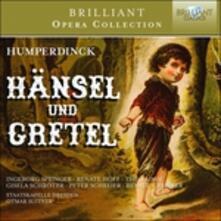 Hänsel und Gretel - CD Audio di Engelbert Humperdinck