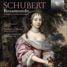 Rosamunde - CD Audio di Franz Schubert,Ileana Cotrubas