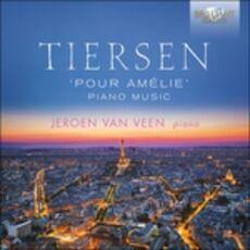 CD Pour Amélie. Musica per pianoforte Yann Tiersen