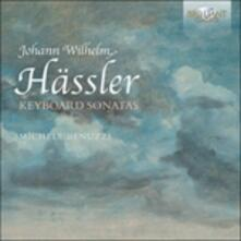 Sonate per tastiera - CD Audio di Hans Leo Hassler