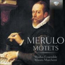 Mottetti - CD Audio di Claudio Merulo