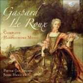 CD Opere per clavicembalo Gaspard Le Roux