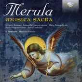 CD Musica Sacra Tarquinio Merula