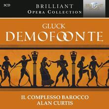 Demofoonte - CD Audio di Christoph Willibald Gluck,Alan Curtis