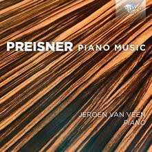 Musica per pianoforte - CD Audio di Zbigniew Preisner,Jeroen van Veen