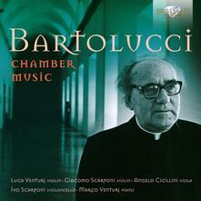Musica da camera - CD Audio di Domenico Bartolucci,Marco Venturi