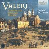 CD Opere per organo complete Gaetano Valerj Paolo Bottini