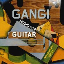 Muisca per chitarra - CD Audio di Mario Gangi,Alessandro Minci