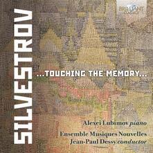Touching the Memory - CD Audio di Valentin Silvestrov