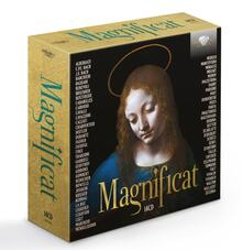 Magnificat - CD Audio
