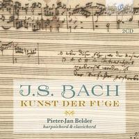 J.S. BACH - KUNST DER FUGE
