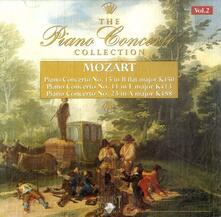 Concerti per Pianoforte n.9, n.2, n.12 - CD Audio di Wolfgang Amadeus Mozart,Derek Han