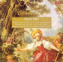 Concerto per Pianoforte No. 24 - CD Audio di Wolfgang Amadeus Mozart