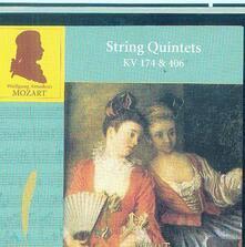 Quintetti per Archi K174, K406 - CD Audio di Wolfgang Amadeus Mozart