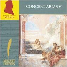 Concert Arias for Soprano & Orchestra - CD Audio
