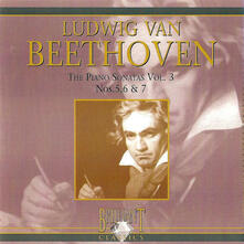Sonate per Pianoforte n.5, n.6, n.7 - CD Audio di Ludwig van Beethoven,John Lill
