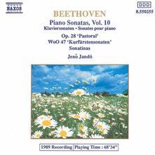 Sonate per Pianoforte n.1, n.2, n.19, n.20 - CD Audio di Ludwig van Beethoven,John Lill