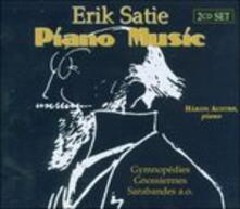 Musica per pianoforte - CD Audio di Erik Satie