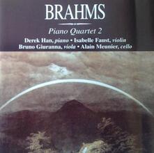 Piano Quartet 2 - CD Audio