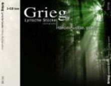 Pezzi lirici - CD Audio di Edvard Grieg